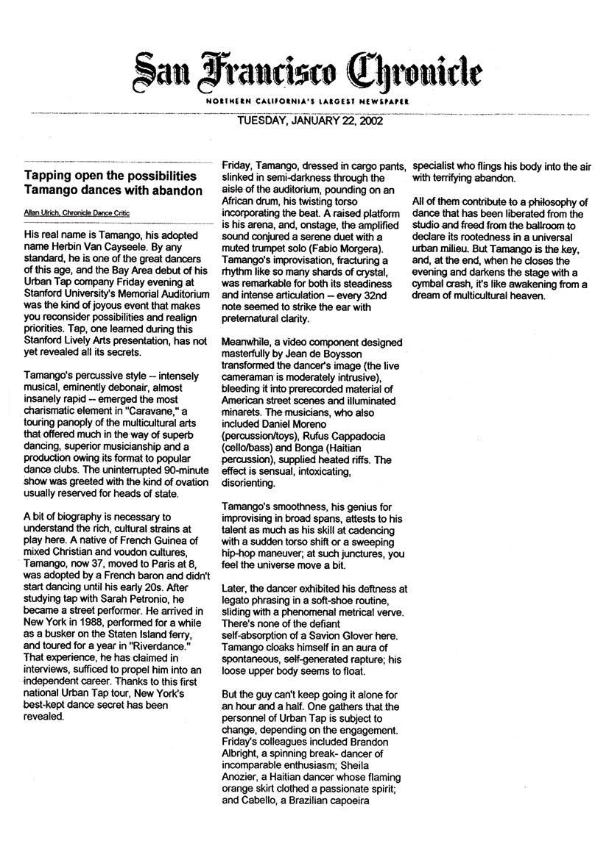 Revue de presse en anglais Urban Tap 2000 à 2007_Page_07