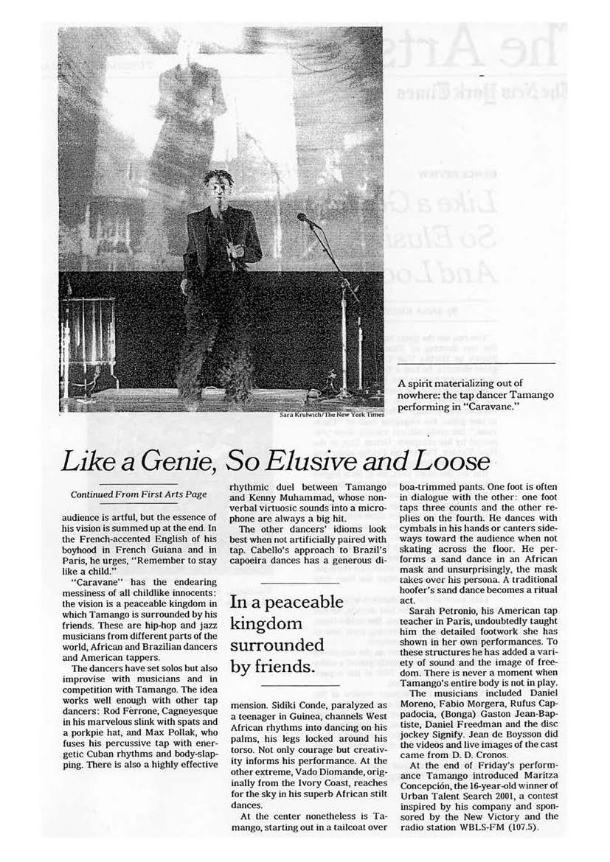 Revue de presse en anglais Urban Tap 2000 à 2007_Page_09
